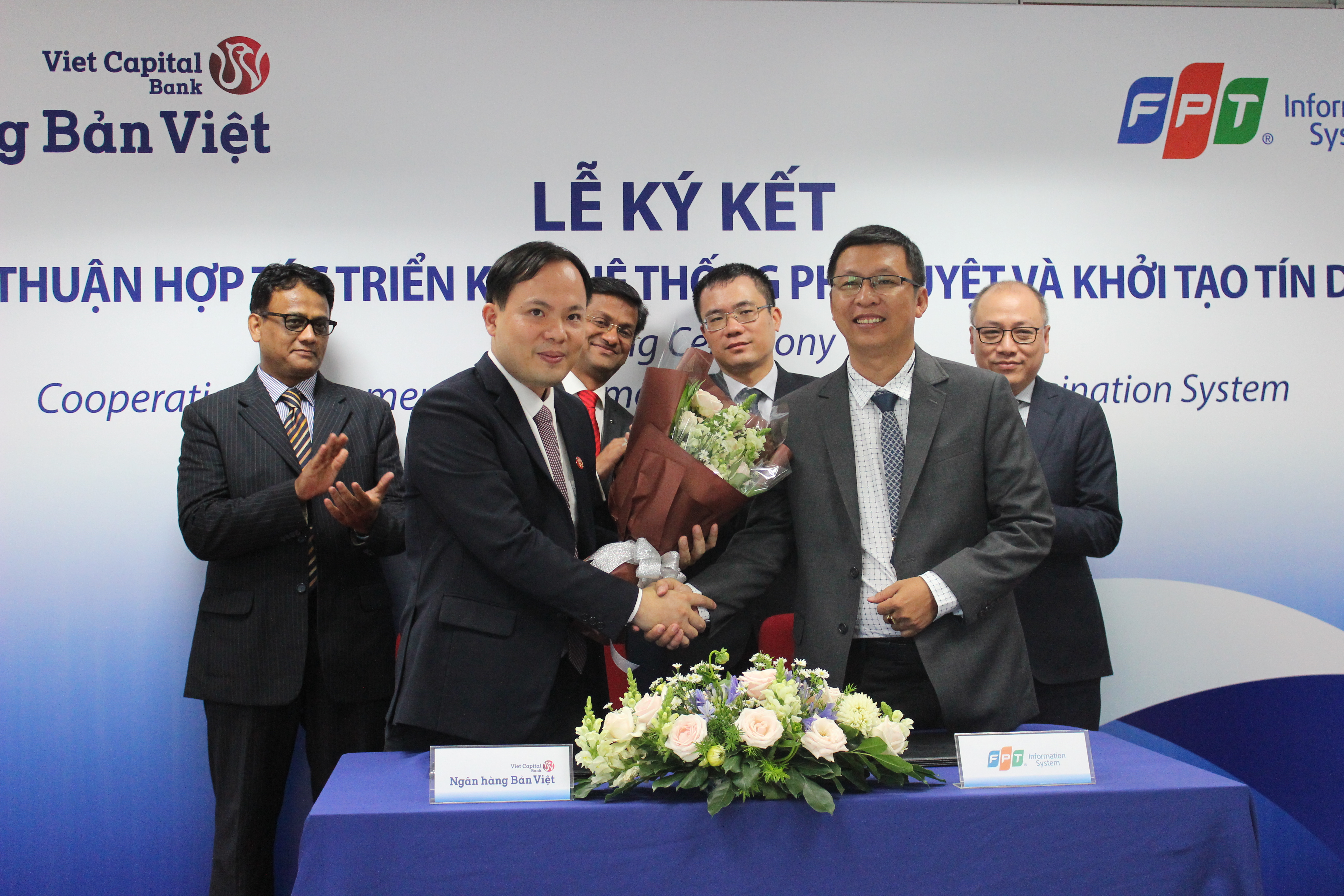 FPT IS digitally transforms credit operations and processes of Viet Capital Bank