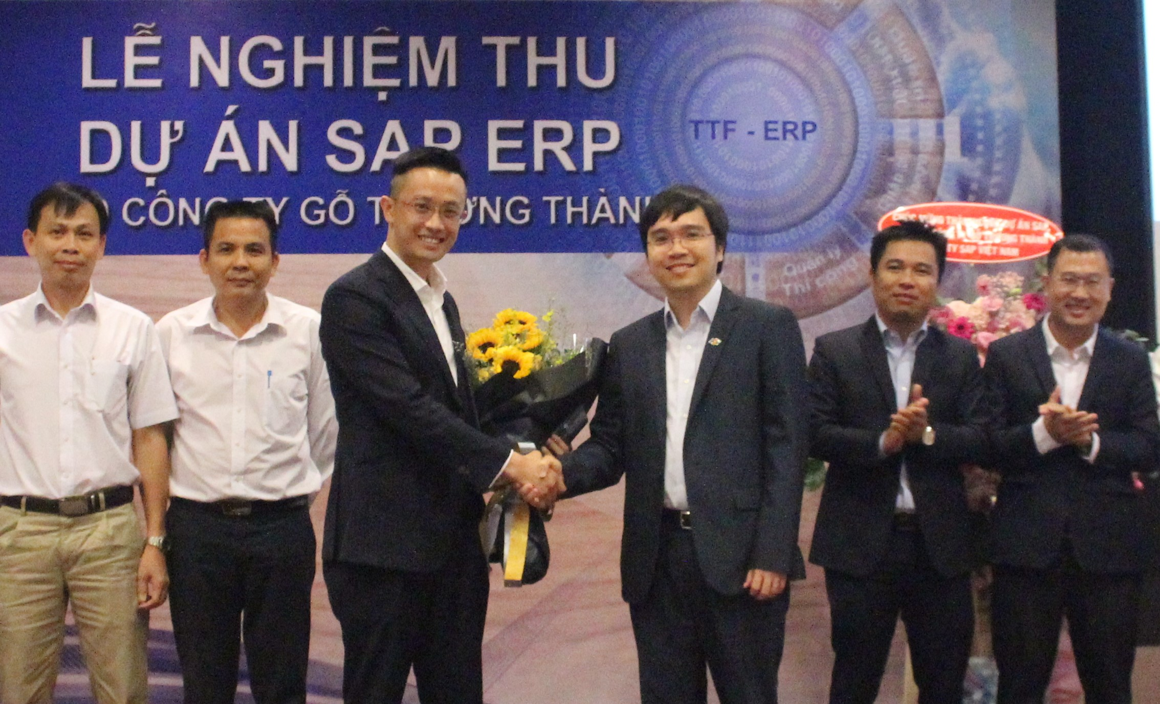 FPT IS and Truong Thanh Furniture Corporation successfully deploys SAP ERP solution