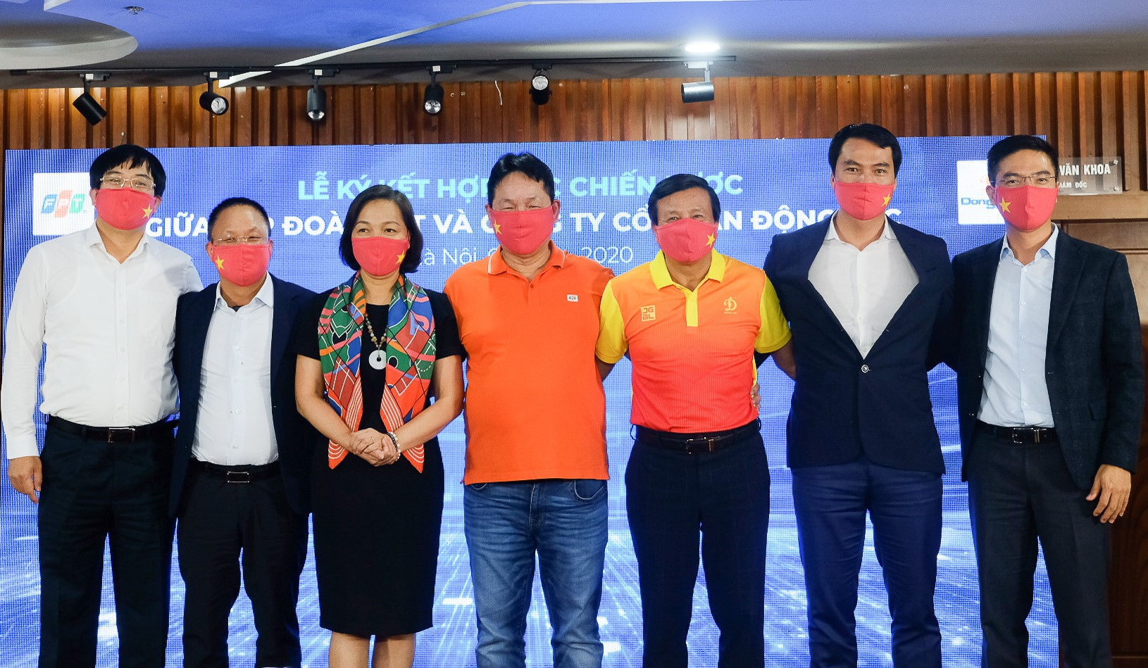 Dong Luc Group cooperates with FPT to pioneer digital transformation in Sport industry